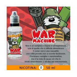 LOP LOP Gadget War Machine Mix and Vape - 0mg/ml