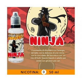 LOP LOP Gadget Ninja Mix and Vape - 0mg/ml