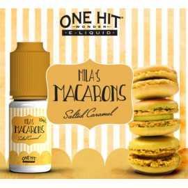 Mila's Macarons Salted Caramel 10ml