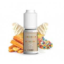 Black Mvrket Churros and pebbles 10ml