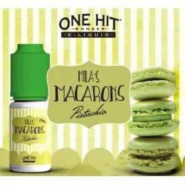 Mila's Macarons Pistachio 10ml