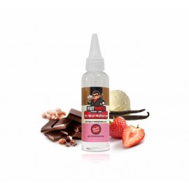 Fat Ninja Ice Cream Neapolitan Mix and Vape - 50ml
