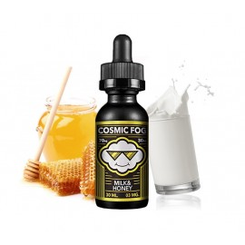 Cosmic Fog Milk and Honey 50ml - Mix and Vape