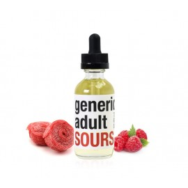 G.A.S. Raspberry 50ml - Mix and Vape