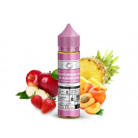 Basix Caribbean Passion Mix and Vape - 50ml