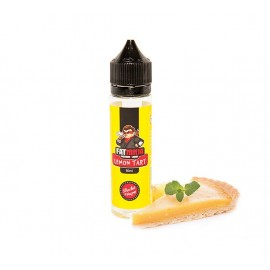 Fat Ninja Lemon Tart Mix and Vape - 50ml