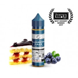 Basix Blueberry Cake Mix and Vape - 50ml