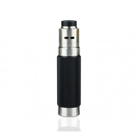 Wismec RX Machina con Guillotine RDA Kit - Knurled Blackout