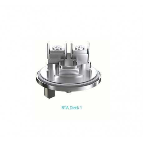 Wismec RX RTA Deck 1