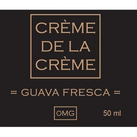 Crème De La Crème Guava Fresca Mix and Vape - 50ml