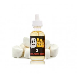 Marshmallow Man Marshmallow Man Mix and Vape - 50ml