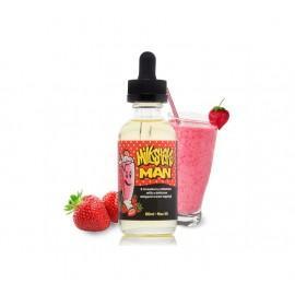 Milkshake Man Strawberry Milkshake Mix and Vape - 50ml