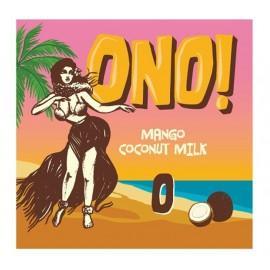 Ono eJuice Mango Coconut Milk Mix and Vape - 50ml