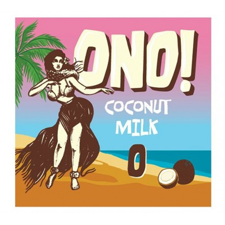 Ono eJuice Coconut Milk Mkix and Vape - 50ml
