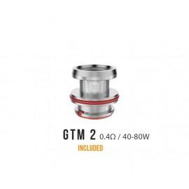 Vaporesso resistenza GTM 2 - 0.4ohm per Cascade Clearomizzatore