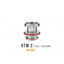 Vaporesso resistenza GTM 2 per Cascade Clearomizzatore - 3pz