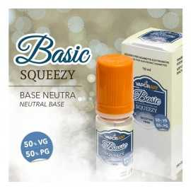 Squeezy NicoBooster Base 50/50 - 10ml