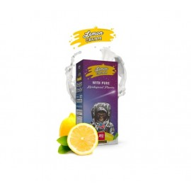 Monkeynaut Lemon Cream Aroma Mix and Vape - 50ml