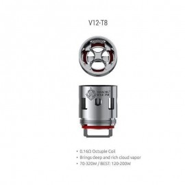 Smok T8 coil for TFV12 - 0.16ohm - 3pcs