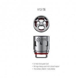 Smok T8 grelna glava zaTFV12 - 0.16ohm - 3kos