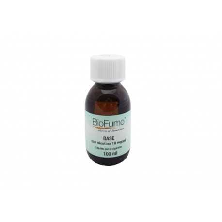 Biofumo Base 100ml 0mg/ml
