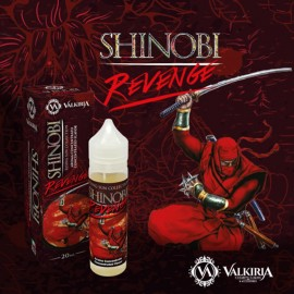 Valkiria Shinobi Revenge - Vape Shot - 20ml