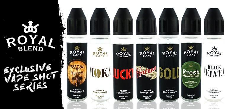 Royal Blend Vape Shot